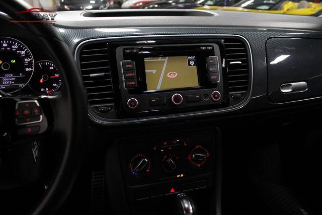 2012 Volkswagen Beetle 2.0T Turbo w/Sound/Nav PZEV Merrillville, Indiana 18