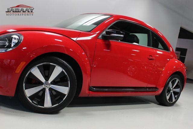 2012 Volkswagen Beetle 2.0T Turbo w/Sound/Nav PZEV Merrillville, Indiana 27