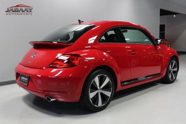 2012 Volkswagen Beetle 2.0T Turbo w/Sound/Nav PZEV Merrillville, Indiana 4