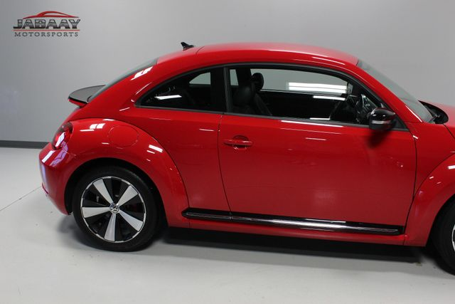 2012 Volkswagen Beetle 2.0T Turbo w/Sound/Nav PZEV Merrillville, Indiana 34