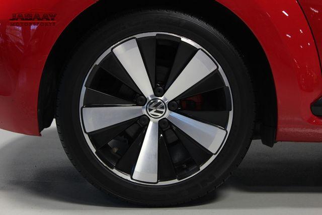 2012 Volkswagen Beetle 2.0T Turbo w/Sound/Nav PZEV Merrillville, Indiana 42