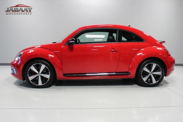 2012 Volkswagen Beetle 2.0T Turbo w/Sound/Nav PZEV Merrillville, Indiana 1