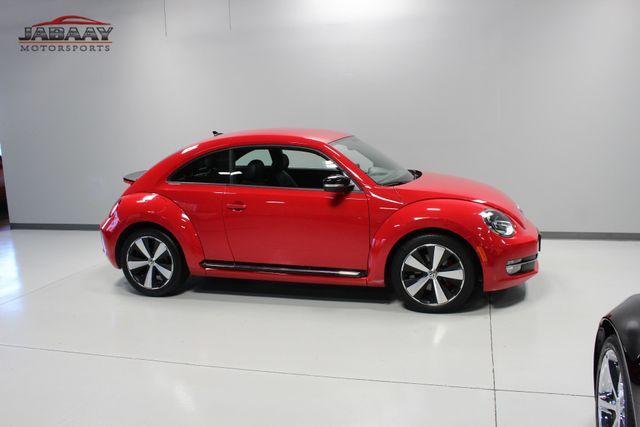 2012 Volkswagen Beetle 2.0T Turbo w/Sound/Nav PZEV Merrillville, Indiana 39