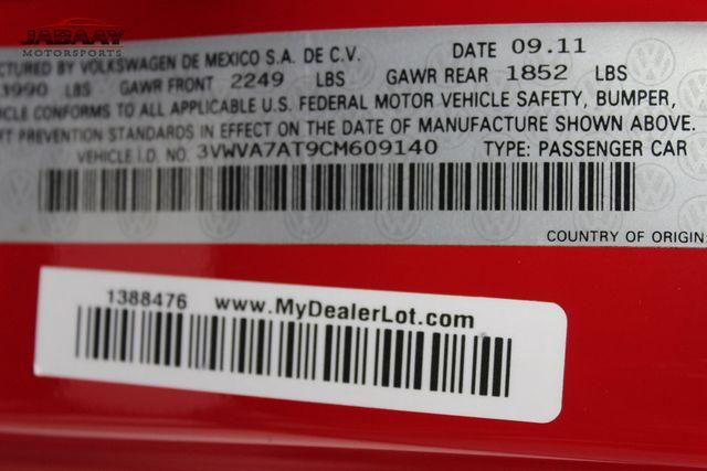 2012 Volkswagen Beetle 2.0T Turbo w/Sound/Nav PZEV Merrillville, Indiana 44
