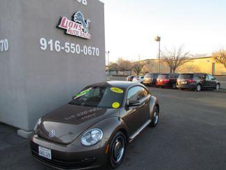 2012 Volkswagen Beetle 2.5L PZEV Sacramento, CA