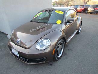 2012 Volkswagen Beetle 2.5L PZEV Sacramento, CA 19