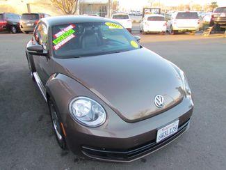 2012 Volkswagen Beetle 2.5L PZEV Sacramento, CA 21