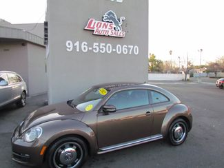 2012 Volkswagen Beetle 2.5L PZEV Sacramento, CA 22