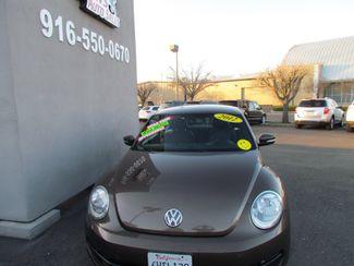 2012 Volkswagen Beetle 2.5L PZEV Sacramento, CA 4