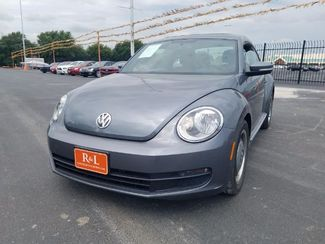 2012 Volkswagen Beetle 2.5L PZEV San Antonio, TX 1