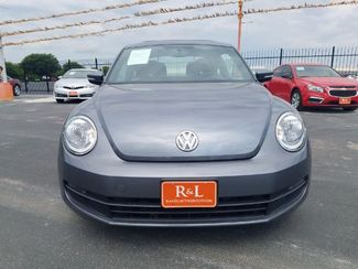 2012 Volkswagen Beetle 2.5L PZEV San Antonio, TX 2