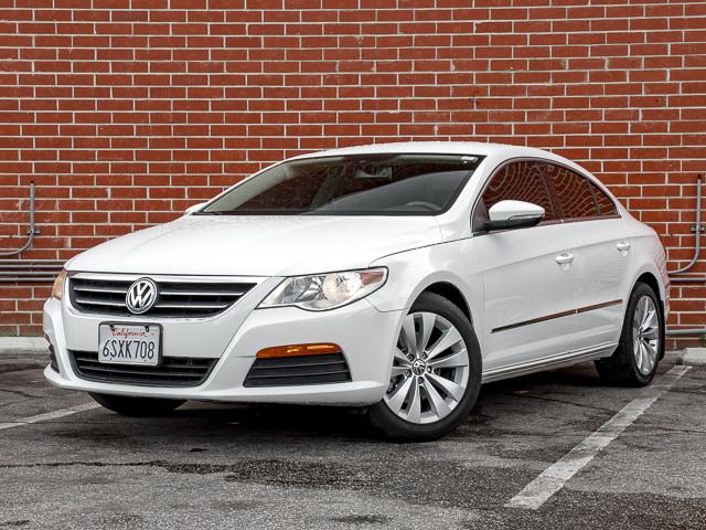 2012 Volkswagen CC Sport PZEV Burbank, CA 0