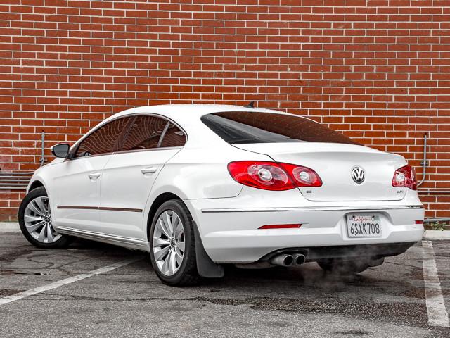 2012 Volkswagen CC Sport PZEV Burbank, CA 5