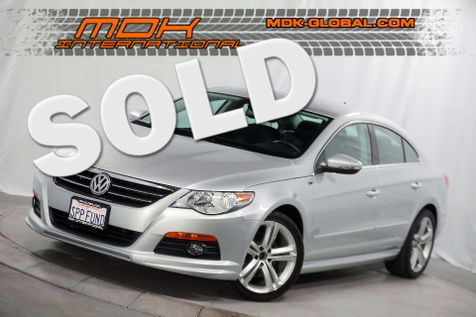 2012 Volkswagen CC R-Line PZEV - Only 32K miles since new in Los Angeles
