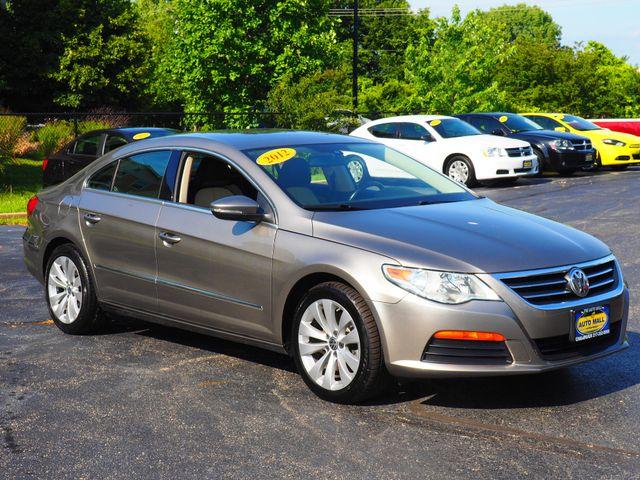 2012 Volkswagen CC in Champaign Illinois