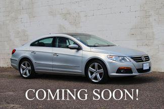 2012 Volkswagen CC Luxury Plus 2.0T Turbo w/Navigation, Backup in Eau Claire, Wisconsin