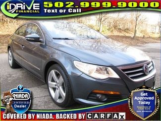 2012 Volkswagen CC Lux Plus | Louisville, Kentucky | iDrive Financial in Lousiville Kentucky