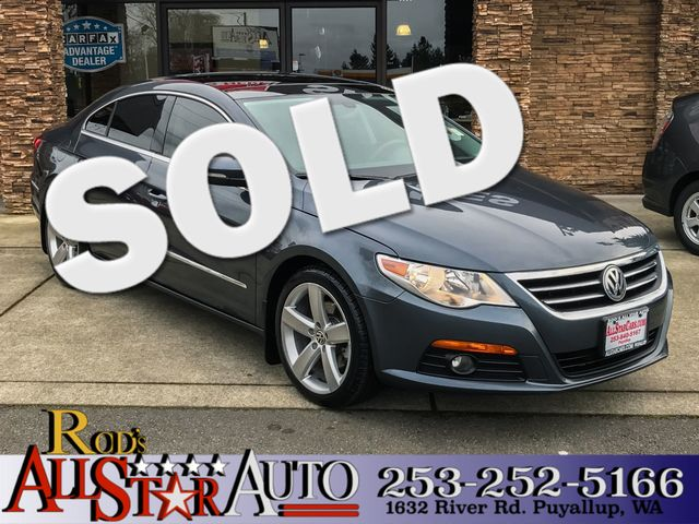 2012 Volkswagen CC Lux Plus PZEV The CARFAX Buy Back Guarantee that comes with this vehicle means