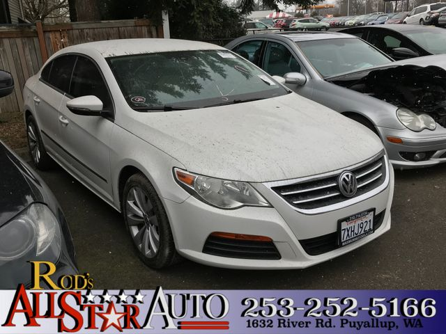 2012 Volkswagen CC Sport The CARFAX Buy Back Guarantee that comes with this vehicle means that you