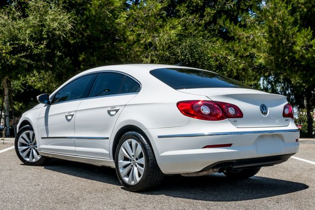 2012 Volkswagen CC Sport - 6SPD - LTHR - 89K MILES - HTD STS Reseda, CA 7