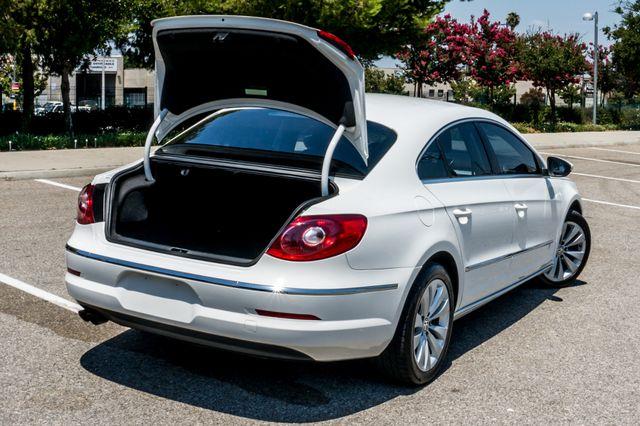 2012 Volkswagen CC Sport - 6SPD - LTHR - 89K MILES - HTD STS Reseda, CA 11