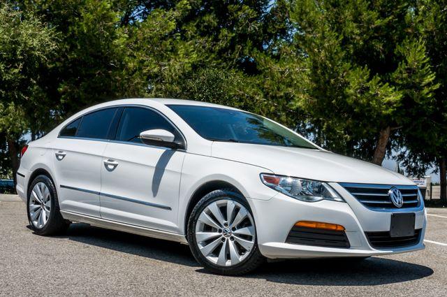 2012 Volkswagen CC Sport - 6SPD - LTHR - 89K MILES - HTD STS Reseda, CA 4