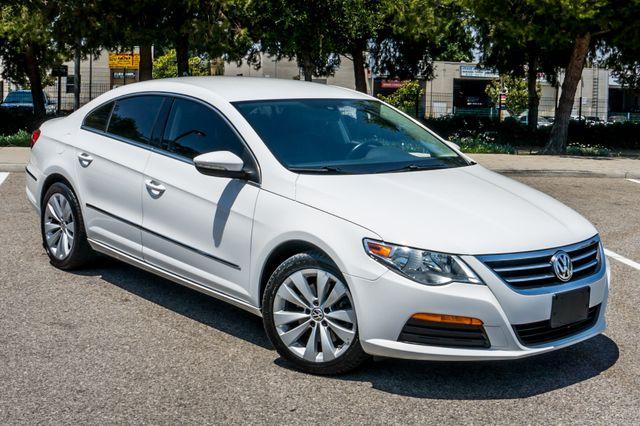 2012 Volkswagen CC Sport - 6SPD - LTHR - 89K MILES - HTD STS Reseda, CA 38