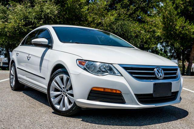 2012 Volkswagen CC Sport - 6SPD - LTHR - 89K MILES - HTD STS Reseda, CA 39