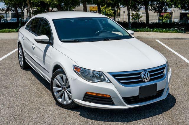 2012 Volkswagen CC Sport - 6SPD - LTHR - 89K MILES - HTD STS Reseda, CA 37
