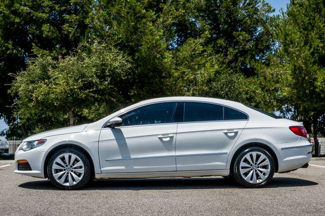 2012 Volkswagen CC Sport - 6SPD - LTHR - 89K MILES - HTD STS Reseda, CA 5