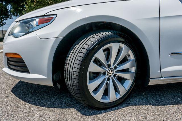 2012 Volkswagen CC Sport - 6SPD - LTHR - 89K MILES - HTD STS Reseda, CA 12