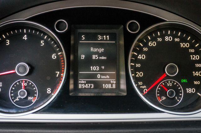 2012 Volkswagen CC Sport - 6SPD - LTHR - 89K MILES - HTD STS Reseda, CA 16