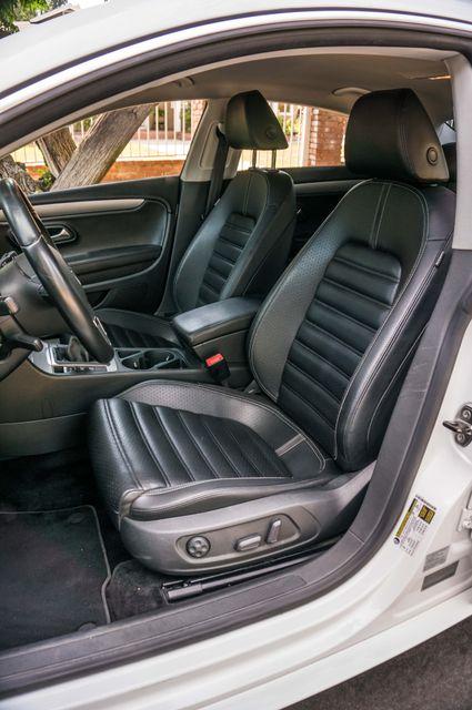 2012 Volkswagen CC Sport - 6SPD - LTHR - 89K MILES - HTD STS Reseda, CA 25