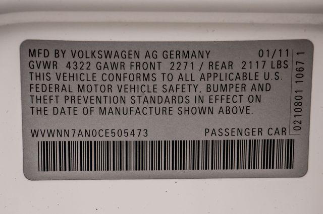 2012 Volkswagen CC Sport - 6SPD - LTHR - 89K MILES - HTD STS Reseda, CA 34