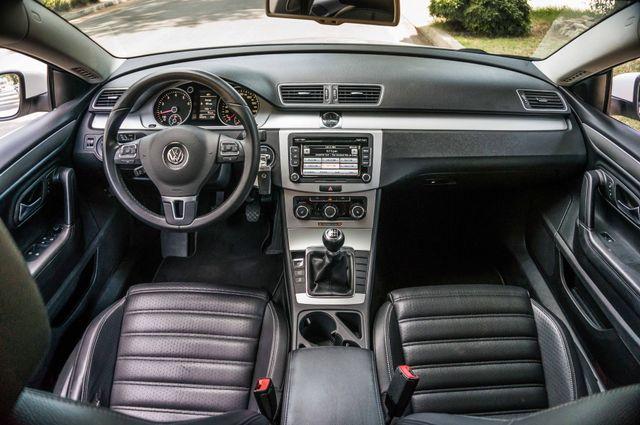 2012 Volkswagen CC Sport - 6SPD - LTHR - 89K MILES - HTD STS Reseda, CA 17