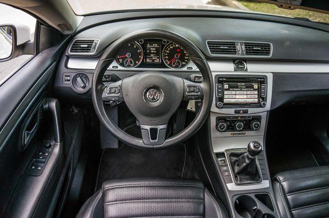2012 Volkswagen CC Sport - 6SPD - LTHR - 89K MILES - HTD STS Reseda, CA 18