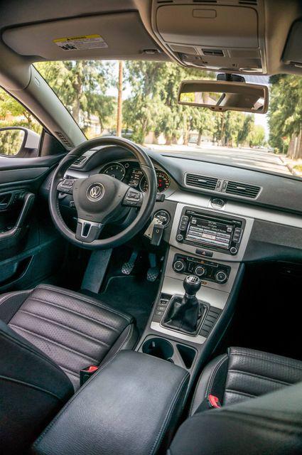 2012 Volkswagen CC Sport - 6SPD - LTHR - 89K MILES - HTD STS Reseda, CA 31