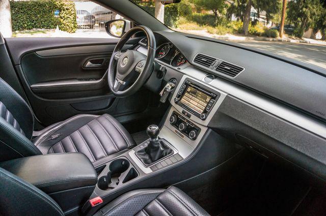 2012 Volkswagen CC Sport - 6SPD - LTHR - 89K MILES - HTD STS Reseda, CA 29