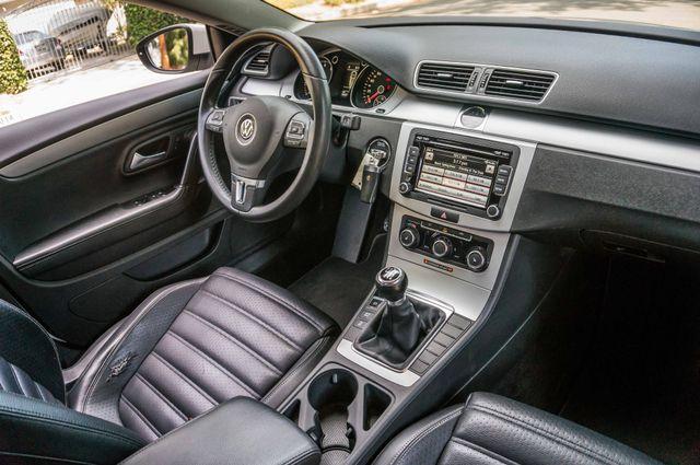 2012 Volkswagen CC Sport - 6SPD - LTHR - 89K MILES - HTD STS Reseda, CA 30