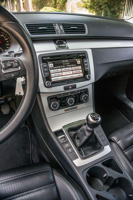 2012 Volkswagen CC Sport - 6SPD - LTHR - 89K MILES - HTD STS Reseda, CA 21