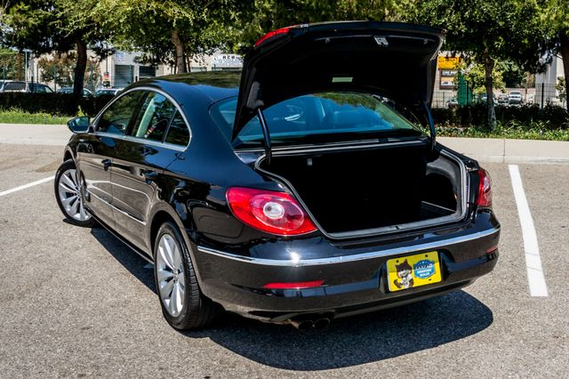 2012 Volkswagen CC  Sport PZEV - AUTO - 49K MILES - HTD STS Reseda, CA 9