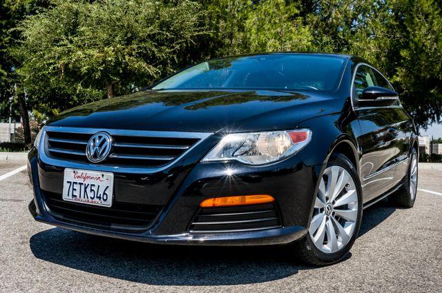 2012 Volkswagen CC  Sport PZEV - AUTO - 49K MILES - HTD STS Reseda, CA 36