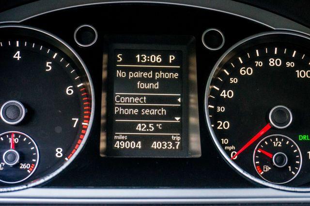 2012 Volkswagen CC  Sport PZEV - AUTO - 49K MILES - HTD STS Reseda, CA 15