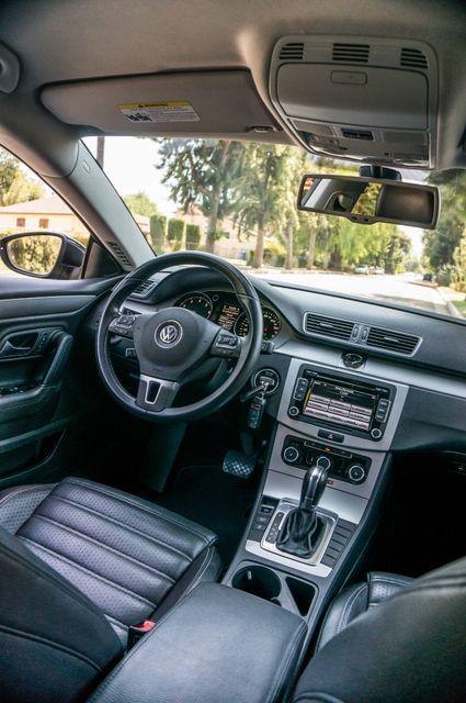 2012 Volkswagen CC  Sport PZEV - AUTO - 49K MILES - HTD STS Reseda, CA 32