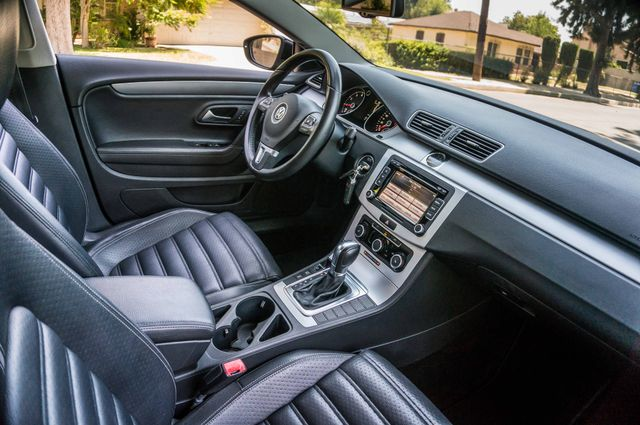 2012 Volkswagen CC  Sport PZEV - AUTO - 49K MILES - HTD STS Reseda, CA 30