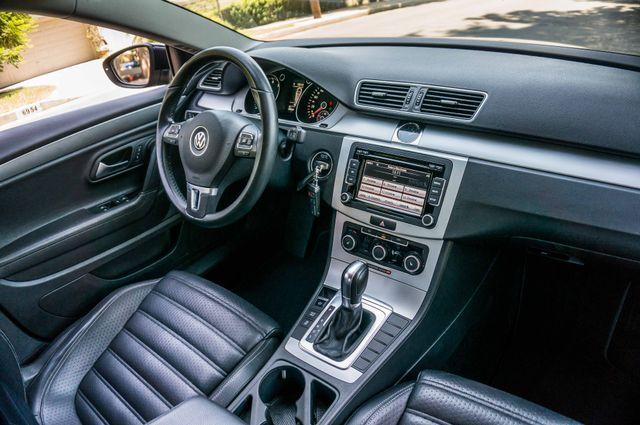 2012 Volkswagen CC  Sport PZEV - AUTO - 49K MILES - HTD STS Reseda, CA 31