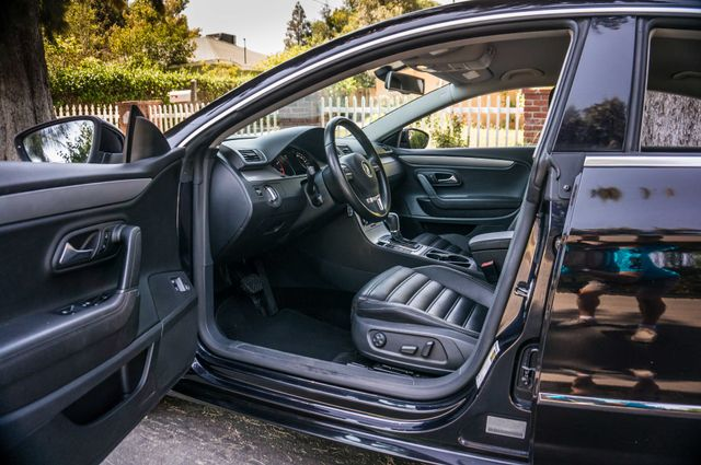 2012 Volkswagen CC  Sport PZEV - AUTO - 49K MILES - HTD STS Reseda, CA 12