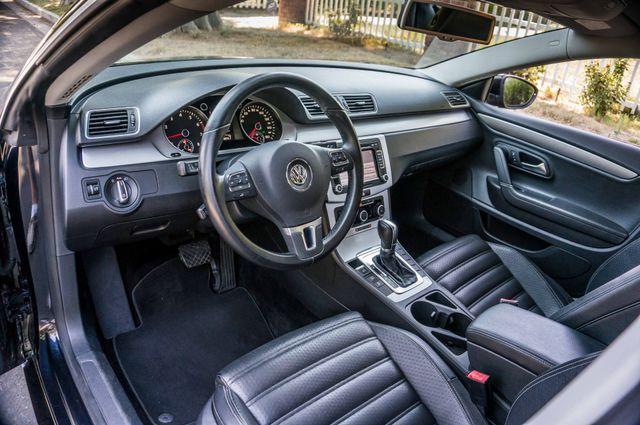 2012 Volkswagen CC  Sport PZEV - AUTO - 49K MILES - HTD STS Reseda, CA 13