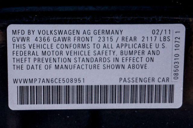 2012 Volkswagen CC  Sport PZEV - AUTO - 49K MILES - HTD STS Reseda, CA 35