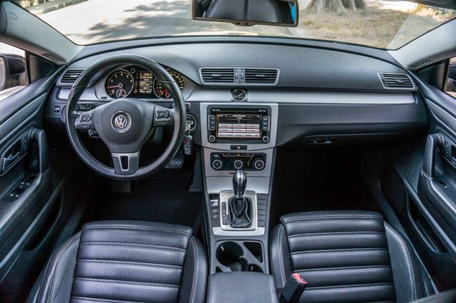 2012 Volkswagen CC  Sport PZEV - AUTO - 49K MILES - HTD STS Reseda, CA 16